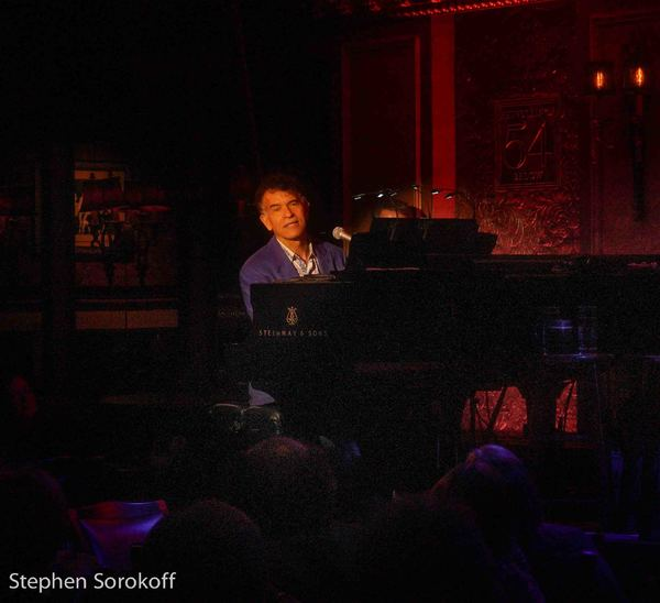 Photo Coverage: Brian Stokes Mitchell Brings PLAYS WITH MUSIC to Feinstein's/54 Below