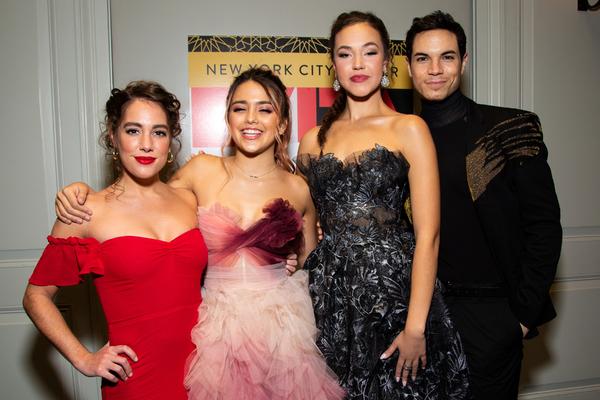 Photo Coverage: EVITA Celebrates Opening Night at New York City Center's Fall Gala