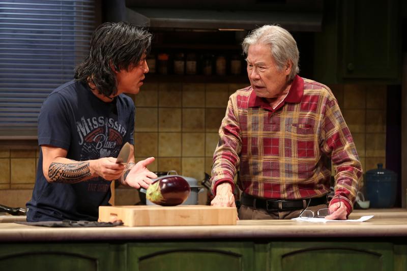 BWW Review: South Coast Repertory Serves Slow Burning Food Drama AUBERGINE