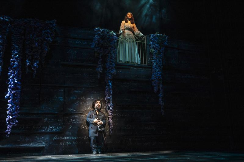 BWW Review: Peter Dinklage Deserves Better Than Dreary, Passionless CYRANO Musical