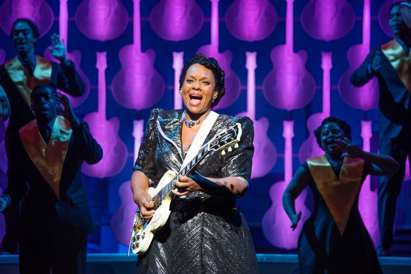 BWW Review: Get Ready to Raise the Roof with Seattle Rep's SHOUT SISTER SHOUT!