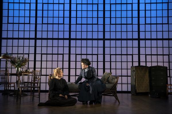 Francesca Faridany and Kate Mulgrew Photo