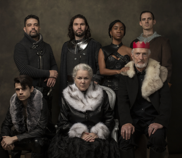Photo Flash: THE LION IN WINTER at FreeFALL Theatre