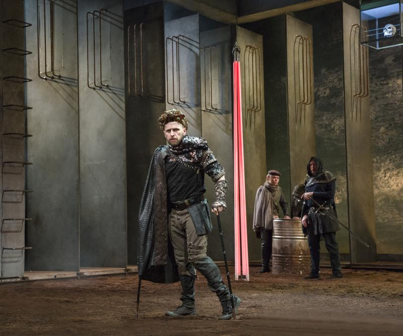 BWW Review: DRUIDSHAKESPEARE: RICHARD III Beguiles and Seduces at Lincoln Center's White Light Festival