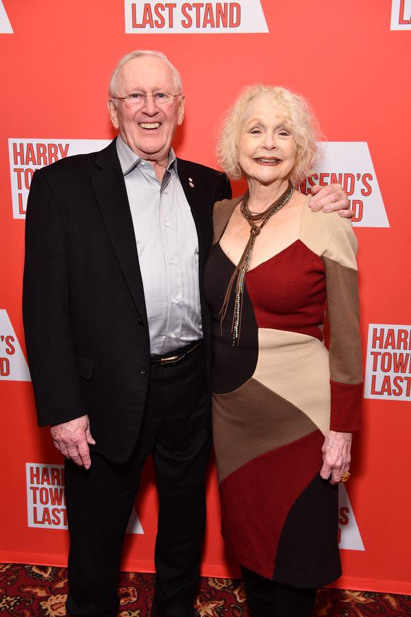 Len Cariou and Penny Fuller  Photo
