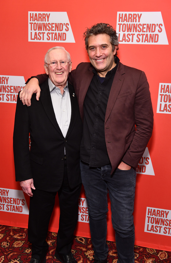 Photo Flash: HARRY TOWNSEND'S LAST STAND Celebrates Len Cariou and Craig Bierko