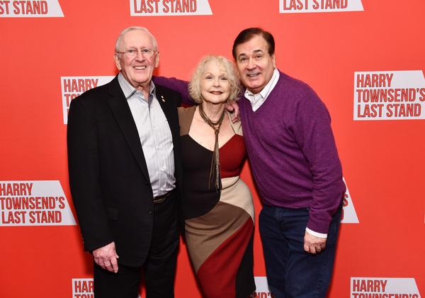 Len Cariou, Penny Fuller and Lee Roy Reams  Photo