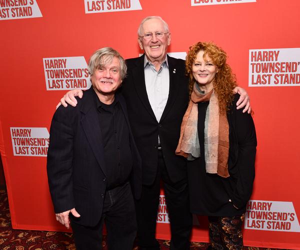 Ken Jennings, Len Cariou and Sarah Rice  Photo
