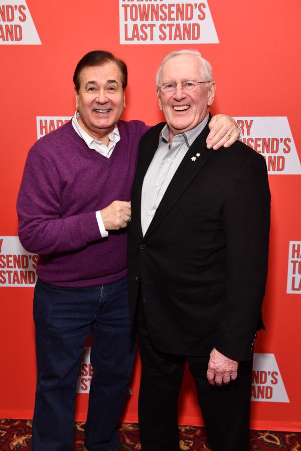 Lee Roy Reams and Dennis Grimaldi  Photo
