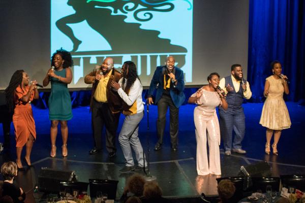 Photo Flash: Take a Look Inside The York Theatre Company's  2019 Oscar Hammerstein Award Gala Honoring André De Shields