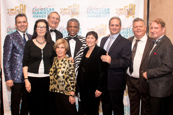 Jim Kierstead, Claudia Zahn, W. David McCoy, Riki Kane Larimer,  André De Shields  Photo