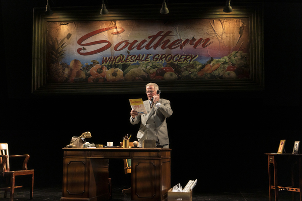 Photo Flash: First Look at Production Photos from Signature Theatre's THE YOUNG MAN FROM ATLANTA
