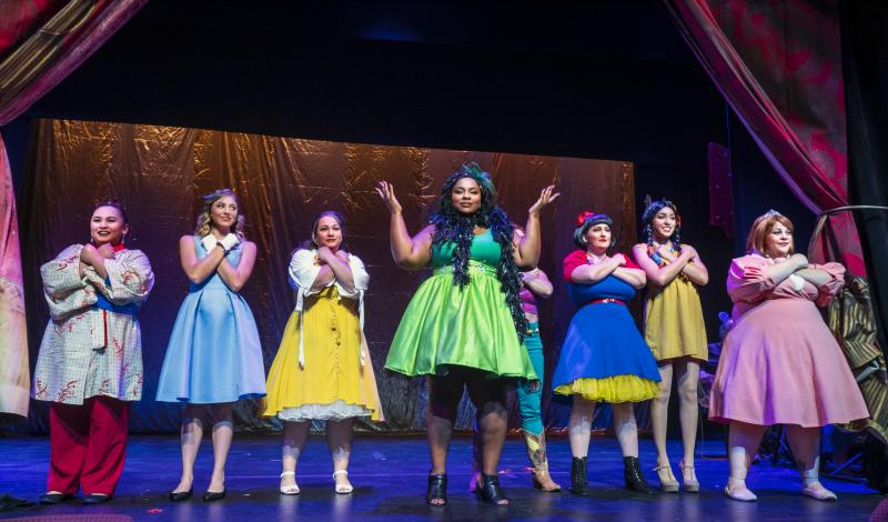 BWW Review: MAD THEATRE OF TAMPA'S DISENCHANTED DELIGHTS, DISSECTS THE PRINCESS COMPLEX AT JAEB THEATRE  at Straz Center For The Performing Arts