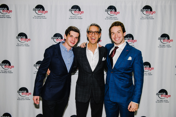 Photo Flash: Take a Look at Photos From Opening Night of NEWSIES at Arena Stage