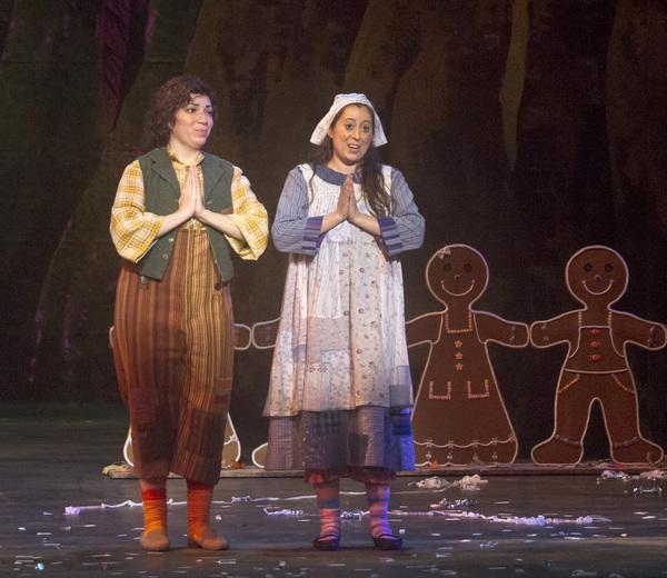 Photo Flash: Opera San José Presents HANSEL AND GRETEL