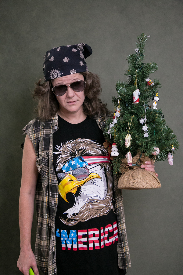 Photo Flash: GET Brings Holiday Hilarity with A TUNA CHRISTMAS
