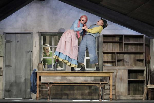 Photos: San Francisco Opera Presents Engelbert Humperdinck's HANSEL AND GRETEL