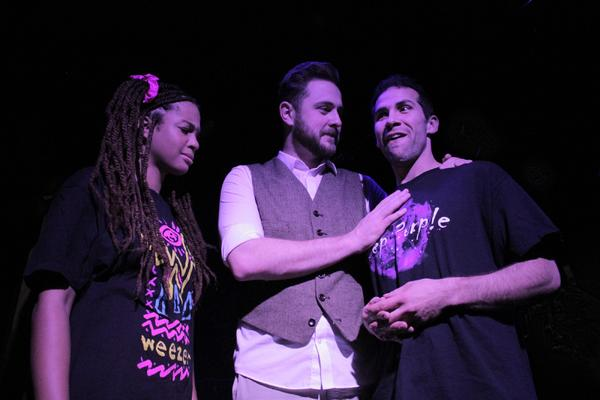 Photo Flash: GROWING GILLS TO DROWN IN THE DESERT At Loft Ensemble