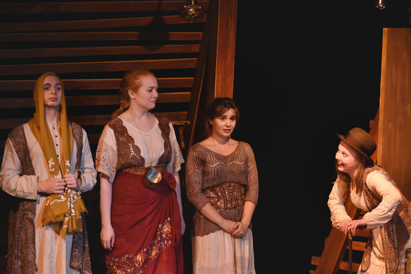 Photo Flash: First Look at the Adaptation Of Armenian Novel ZABELLE Produced By Egg & Spoon
