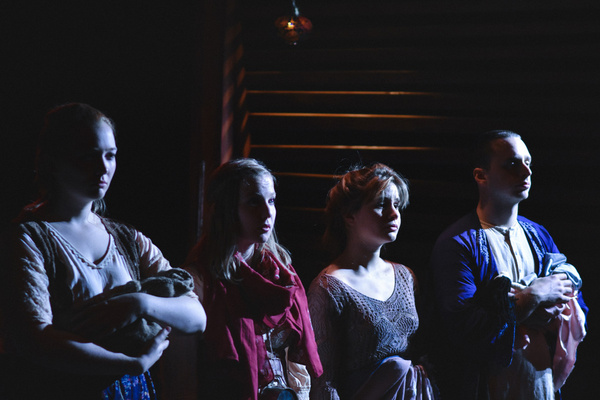 Photos: First Look at the Adaptation Of Armenian Novel ZABELLE Produced By Egg & Spoon