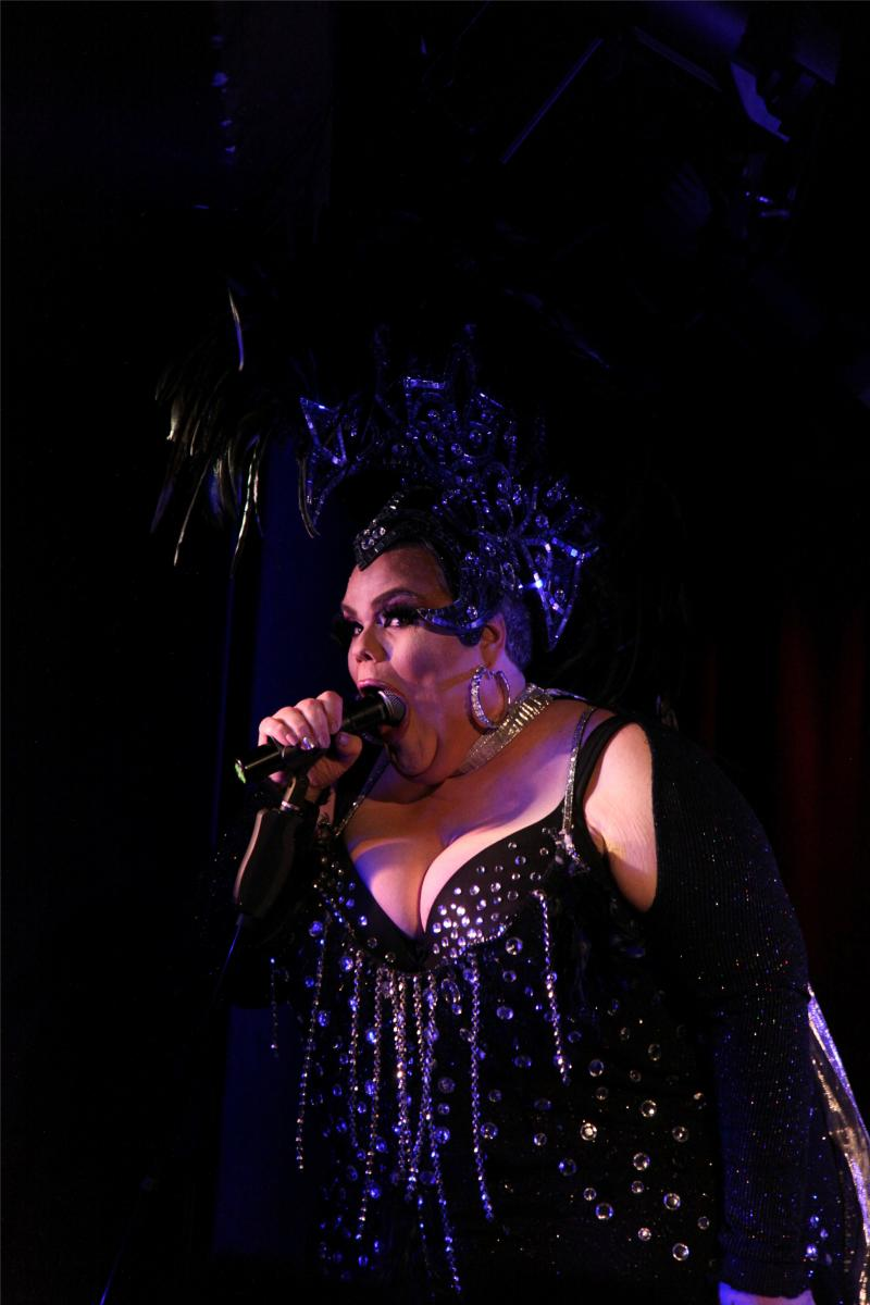 BWW Review: Mrs. Kasha Davis and Darienne Lake Are Timeless in 80s LADIES at The Laurie Beechman Theatre