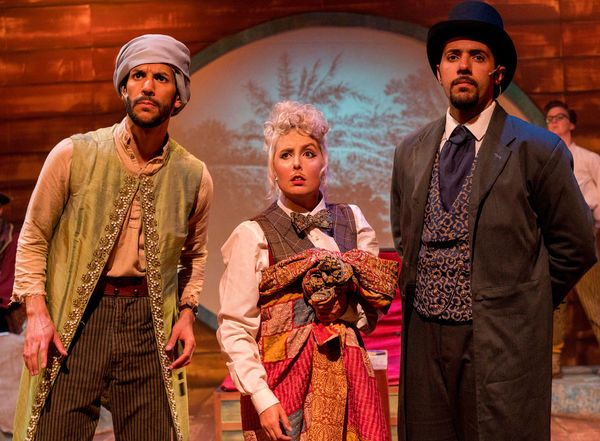 Photo Flash: First Look at AROUND THE WORLD IN 80 DAYS at Village Arts