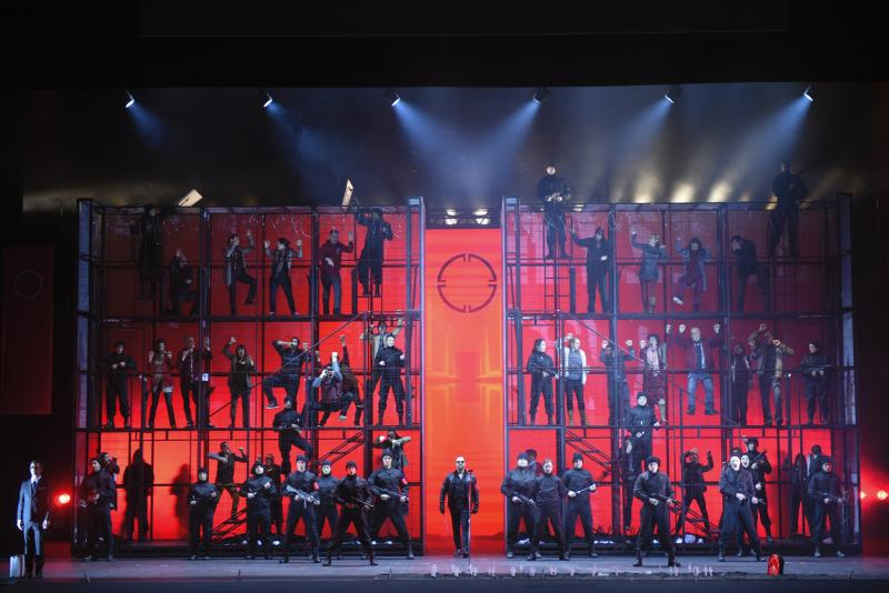 BWW Review: ANOTHER BRICK IN THE WALL is an Opera That's Forgotten its Rock and Roll Roots