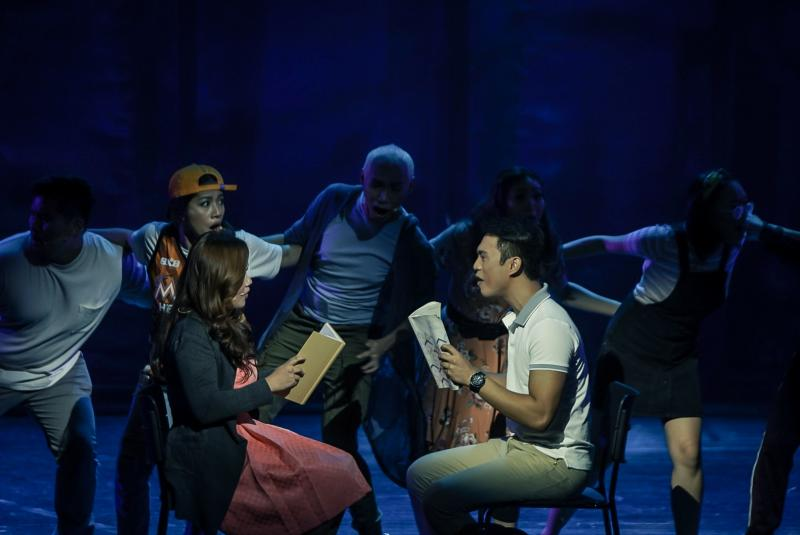 See The First Photos of MONSTERS THE MUSICAL in Cebu! Show Closes Today, 17 Nov.