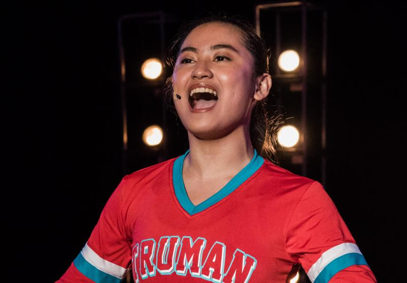 BWW Review: BRING IT ON: THE MUSICAL is Highly Entertaining, But Misses Some Marks