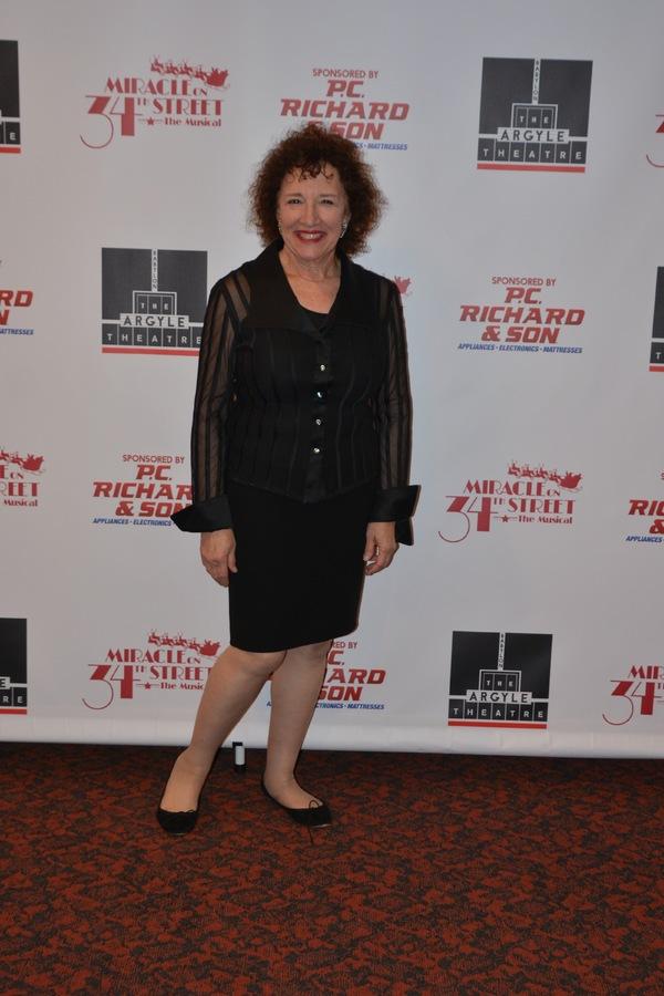 Nancy Evans Photo