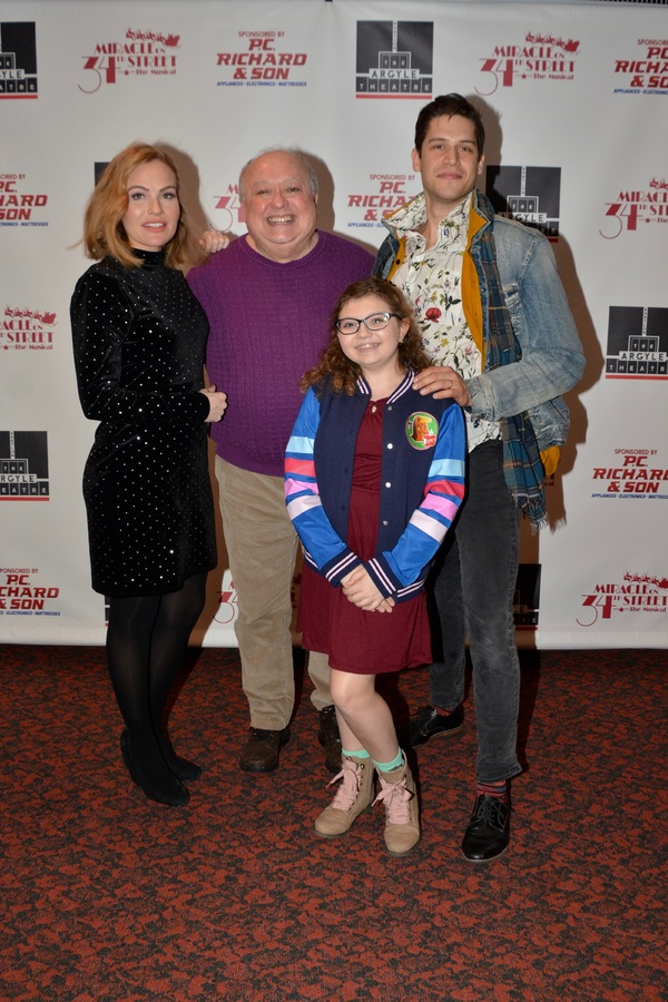 Photos: MIRACLE ON 34th STREET THE MUSICAL Opens at The Argyle Theatre