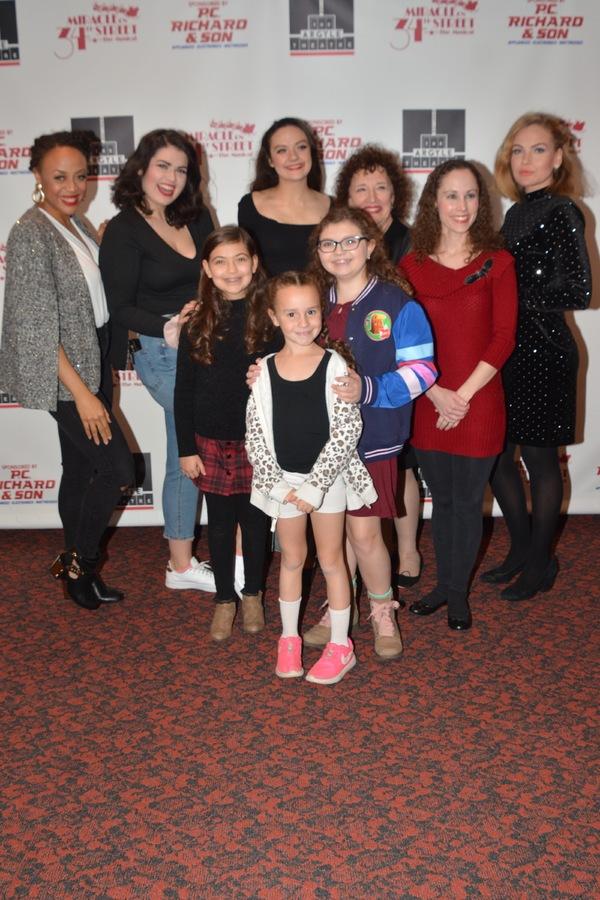 The Ladies-Kaisha S. Huguley, Demi Ahlert, Raquel Livia Sciacco, Alexis Forienza, Kai Photo