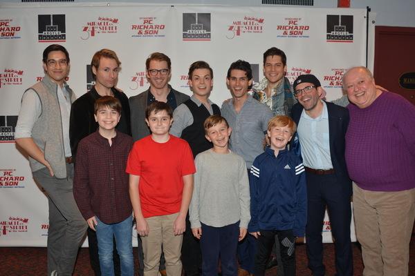 The Men-Drew Tanabe, J Ryan Carroll, Jacob Karp, Zach Atkinson, Jamie Forbes, Tyler P Photo