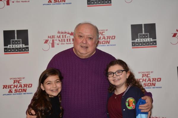 Raquel Livia Sciacca, Tony Triano and Cordelia Comando Photo