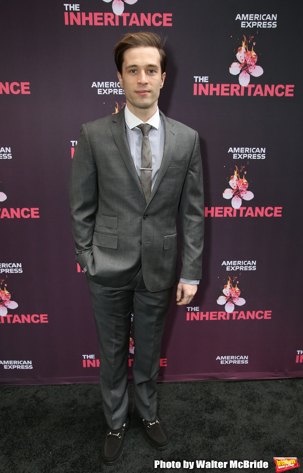 Photo Coverage: On the Red Carpet at Opening Night of THE INHERITANCE