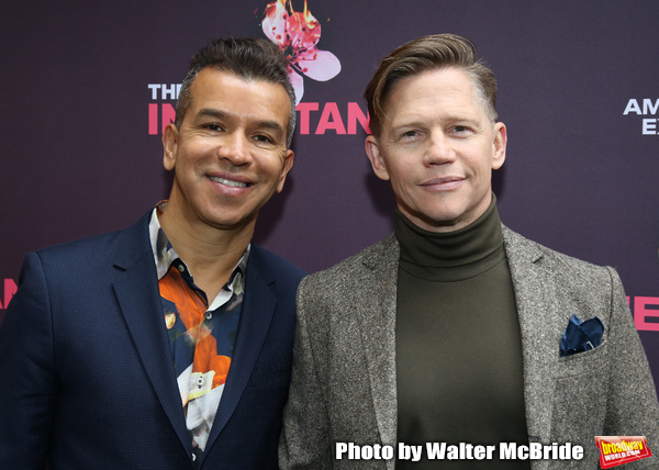 Sergio Trujillo and Jack Noseworthy  Photo