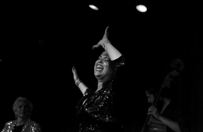 BWW Review: Leanne Borghesi and Marta Sanders Boa The Life into Birdland with SHOWBROADS