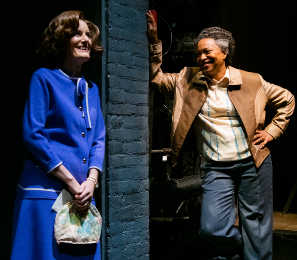 Photo Flash: First Look at CONFIDENCE (AND THE SPEECH) at Theatre Row