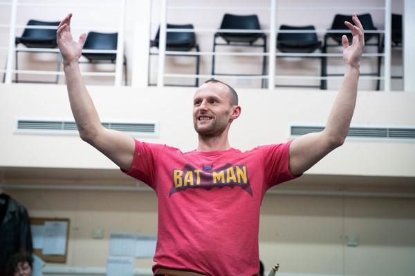 Photos: Inside Rehearsal For TREASURE ISLAND at the Stephen Joseph Theatre, Scarborough