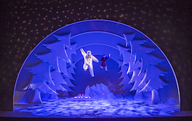 BWW Interview: Martin Fenton Talks Playing The Title Role In THE SNOWMAN