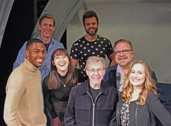 Photos: Meet the Cast and Creatives of ANYTHING CAN HAPPEN IN THE THEATER