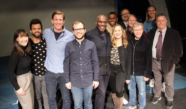 Photo Flash: Meet the Cast and Creatives of ANYTHING CAN HAPPEN IN THE THEATER