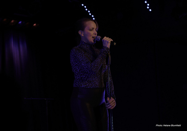 Photo Flash: Alice Ripley Plays The Laurie Beechman