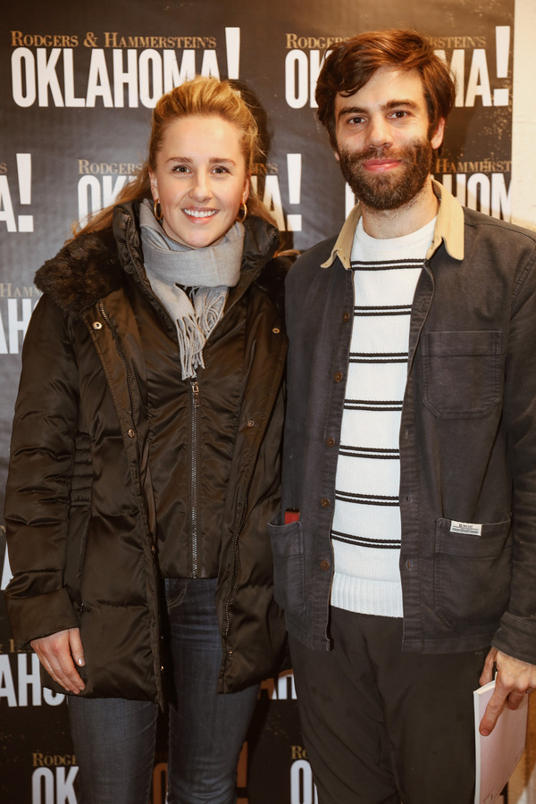 Jeanna de Waal and Chris Bannow Photo