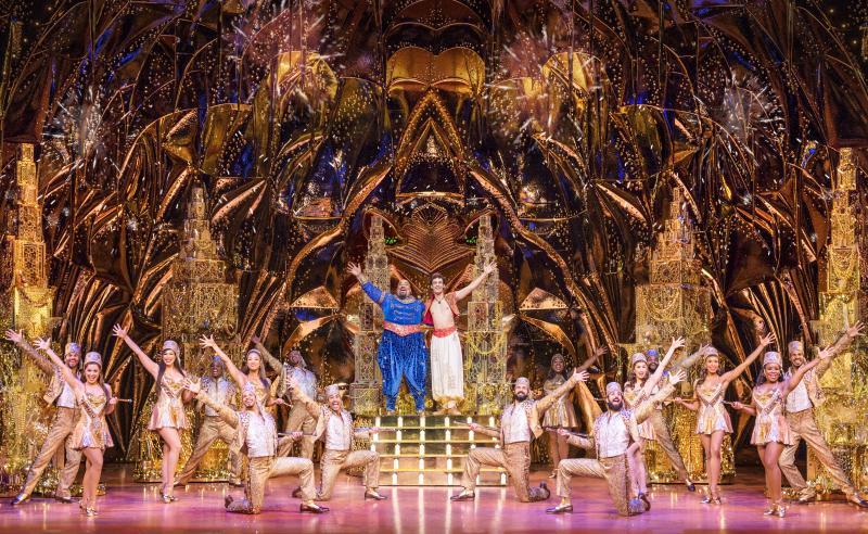 BWW Review: ALADDIN at Hippodrome Theatre