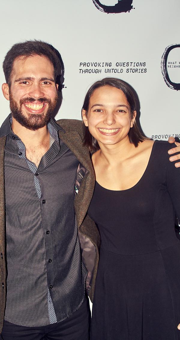 Jorge Morales Pico and Elizabeth M. Stewart Photo