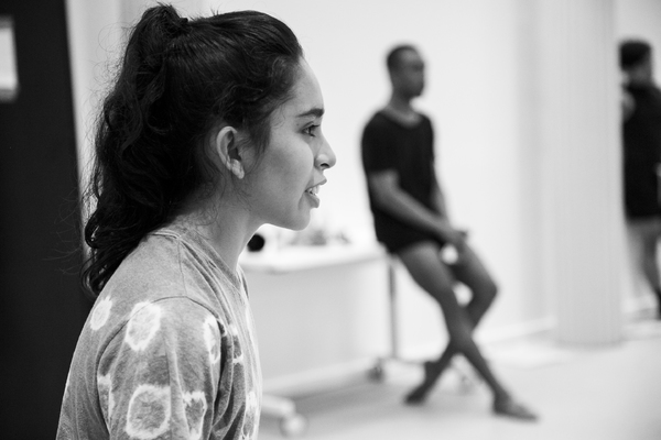 Photo Flash: Take a Look Inside Dance Lab New York's Collaboration with The Joyce Theater