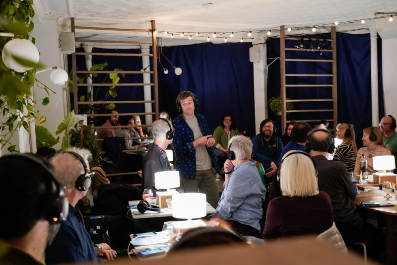 BWW Review: USER NOT FOUND Deals With Death In The Digital Age At A Brooklyn Café