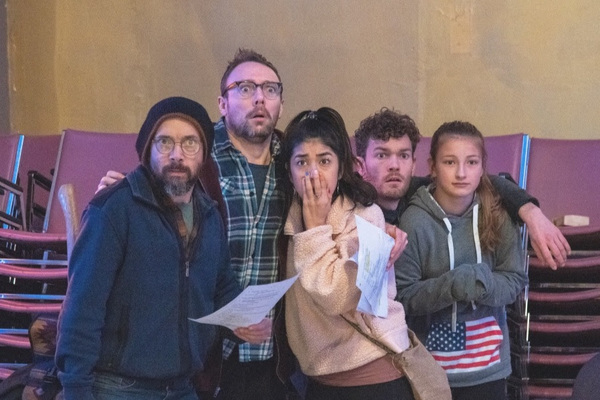 Photo Flash:  In Rehearsal With Quintessence Theatre Company's THE WIZARD OF OZ