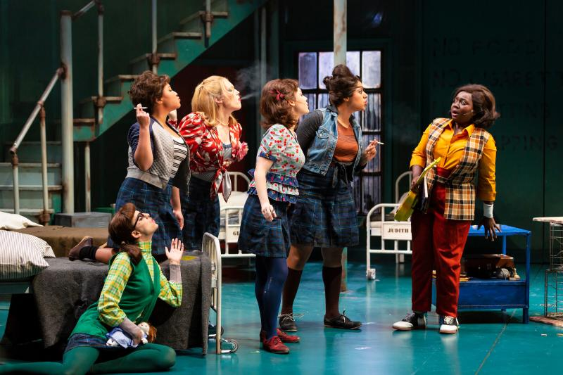 BWW Review: New Musical LOVE IN HATE NATION Rocks the House at Two River Theater